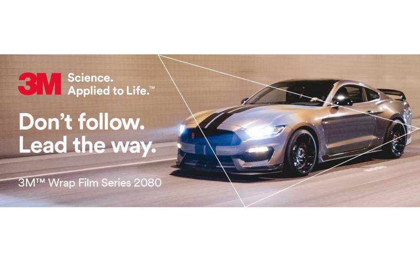 Laimėk 3M™ autotiuningo plėvelės už 1000 EUR!