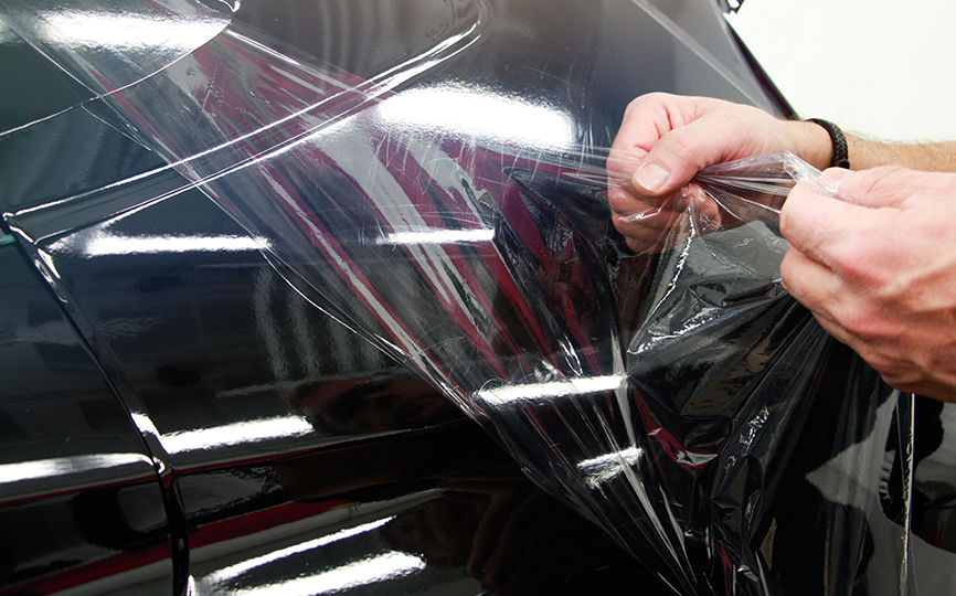 Automobilio bamperio apklijavimas 3M plėvele