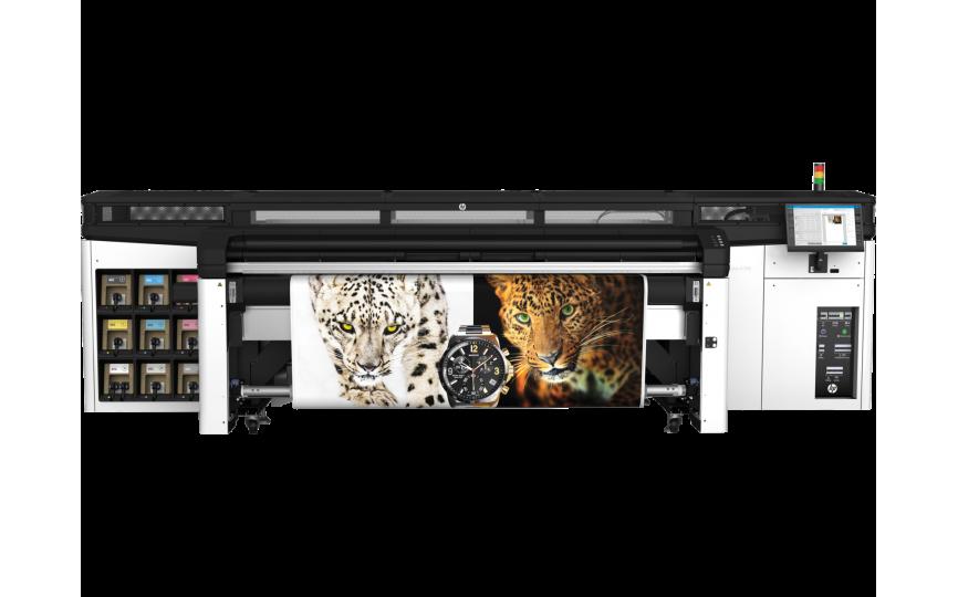 HP Latex R2000 serijos spausdintuvai